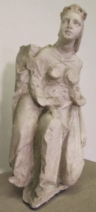 Cosnet Pise agenouillée vers 1312-1313. Pise Museo dell'Opera del Duomo (1)
