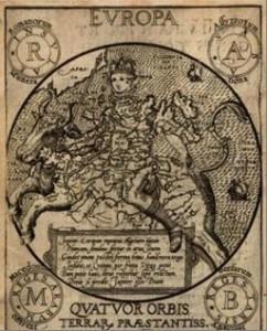 Gosselet 1588 Europa